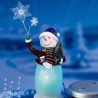 Otro muñeco de nieve para estas navidades