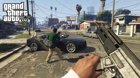 Confirmado: GTA V para consolas next gen y PC contará con vista en primera persona