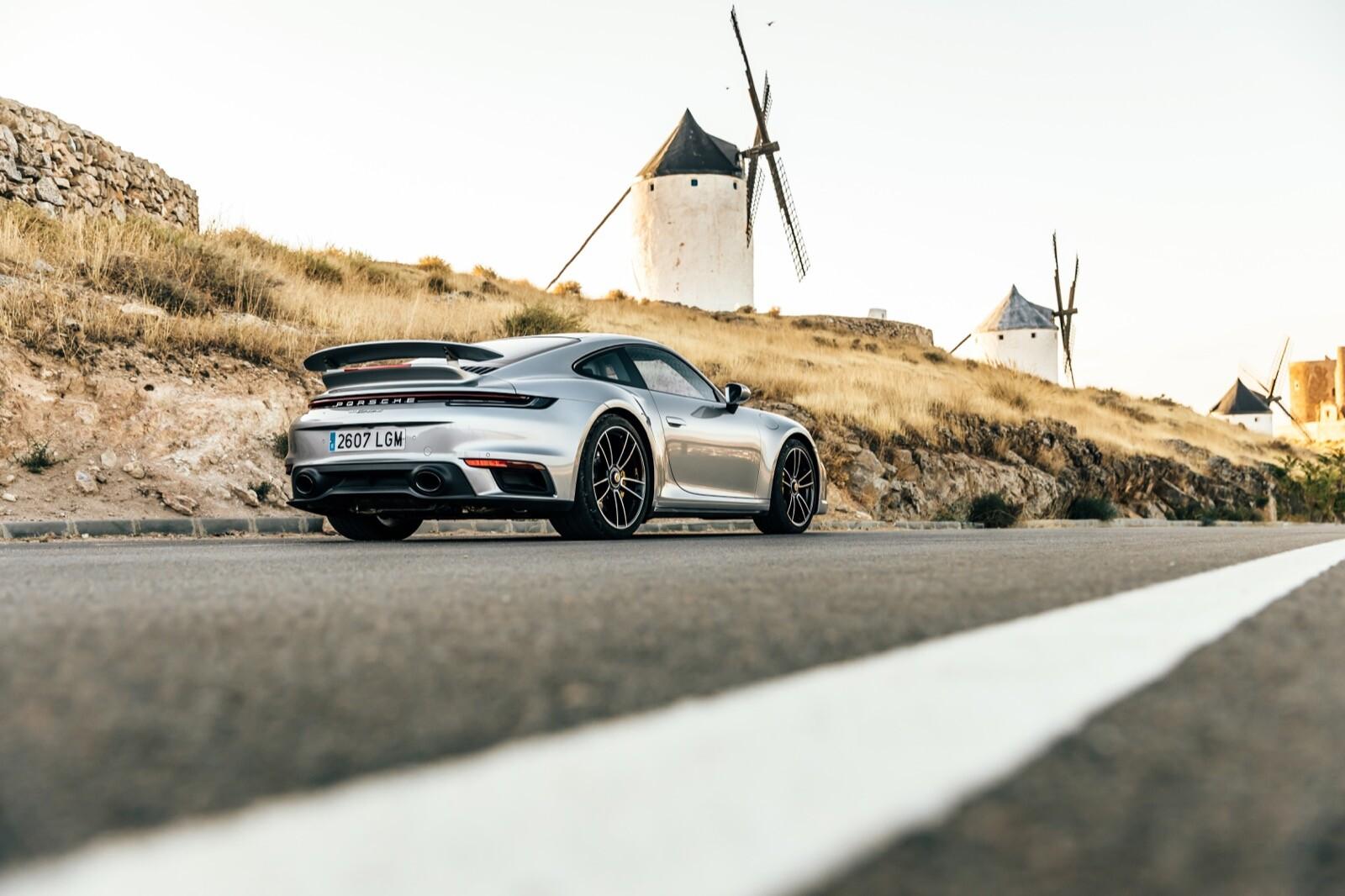Foto de Porsche 911 Turbo S (Prueba) (35/45)