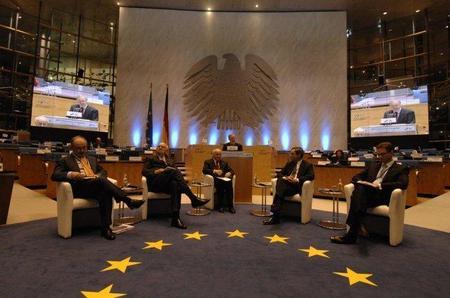 Draghi se postula como futuro presidente del BCE