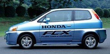 El Honda FCX se convierte en vehículo de producción