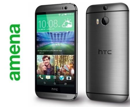 Precios HTC One (M8) con Amena y comparativa con Orange y Yoigo