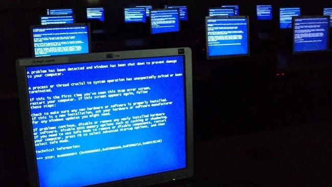 La Historia Detras Del Verdadero Pantallazo Azul De La Muerte De Windows Y Su Evolucion