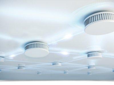 Pyrexx cree que los detectores de humos también pueden ser decorativos