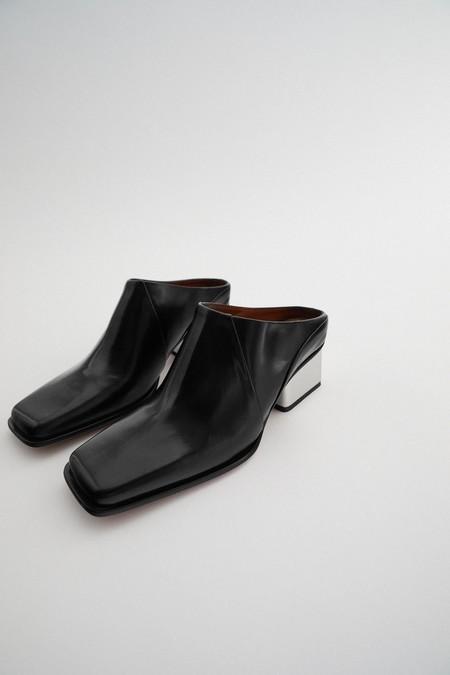 Calzado Zara Punta Cuadrada Aw 2020 03