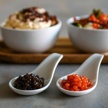 Cómo hacer perlas de agar agar para decorar tus platos (y quedar como un chef profesional sin serlo), vídeo receta