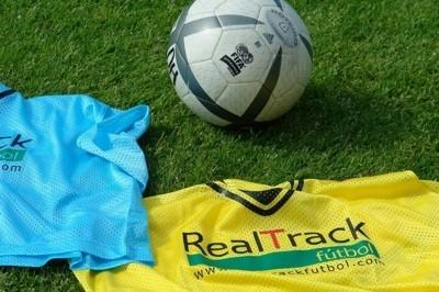 Real Track Fútbol, los jugadores controlados en todo momento