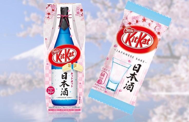 Foto de KitKat japonés y sus sabores exóticos. (4/6)