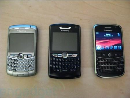 Blackberry 9000, primeras imágenes