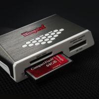 Kingston Media Reader USB 3.0 y tarjeta CF de 64GB para compartir fotos más rápido