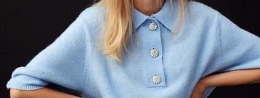 Vas a desear que caigan en picado las temperaturas para lucir este (precioso) jersey de H&M