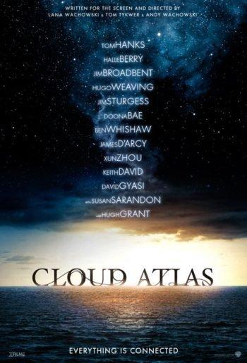 El primer póster de Cloud Atlas