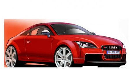 El Audi TT-RS podría estar en el Salón de Ginebra