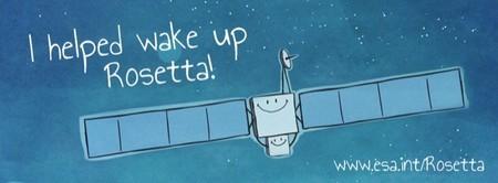 Centenares de escolares de todo el mundo ayudaron a despertar a Rosetta