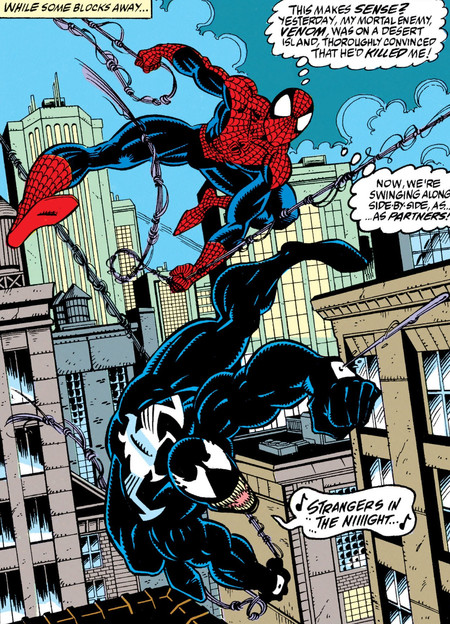 Peter Parker Venom