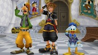 Marchando una nueva ración de imágenes de Kingdom Hearts HD 2.5 ReMIX