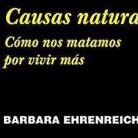Libros que nos inspiran: 'Causas naturales', de Barbara Ehrenreich