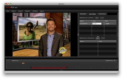 RichFLV, sencillo editor de vídeos en FLV basado en Adobe AIR