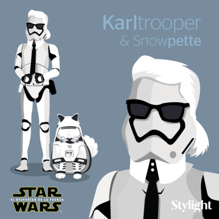 Stylight Star Wars Karltrooper