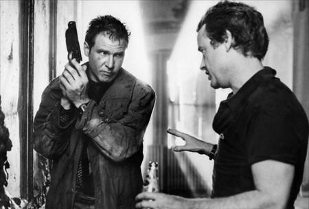 Blade Runner Set Ridley Scott