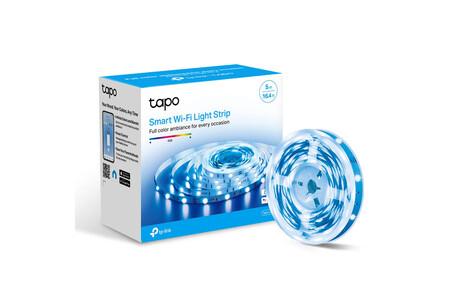 TP-Link presenta la Tapo L900-5, una tira LED compatible con Google Assistant y Alexa que se puede usar como despertador por luz