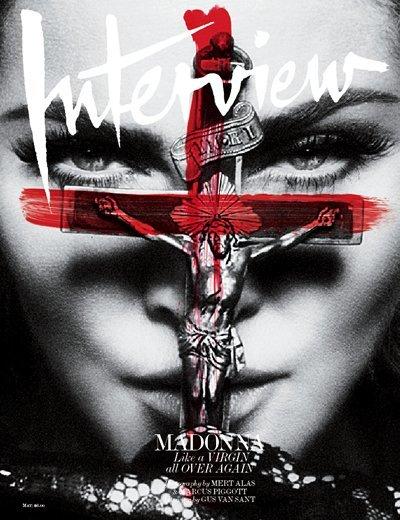 Christina Aguilera desata la polémica con su nuevo videoclip, igual que Madonna con el reportaje de Interview y mucho más en la semana en Poprosa