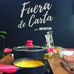 Se estrena Fuera De Carta, el nuevo programa de cocina de live streaming de Hipercor