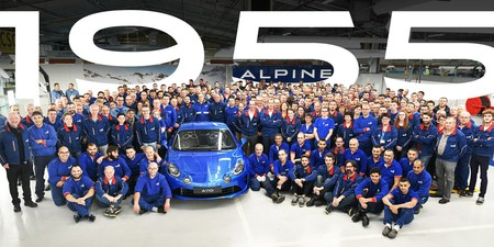 Alpine concluye la producción del A110 Première Edition, tras 1.955 unidades fabricadas