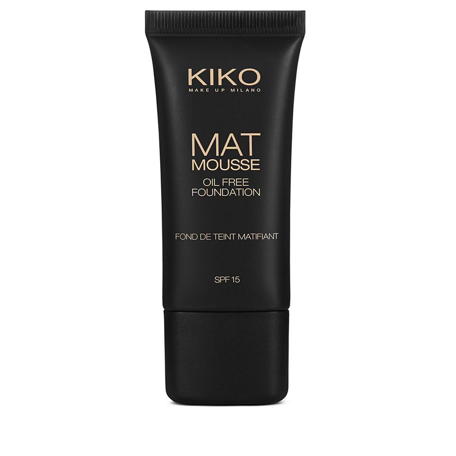 Mat Mousse Foundation Kiko