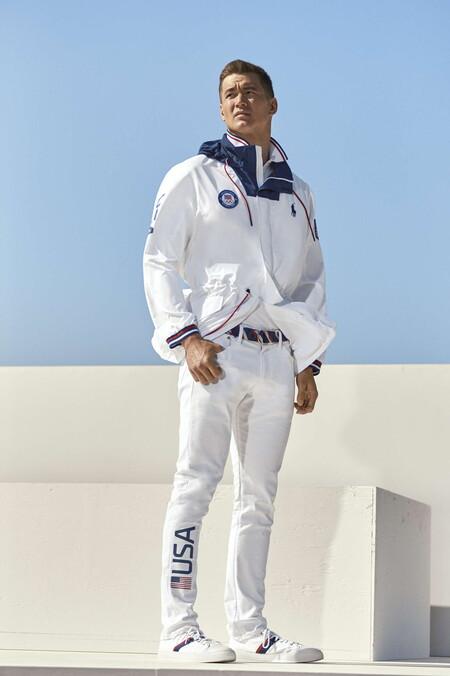 Ralph Lauren Ha Presentado El Uniforme Mas Bonito Y Sustentable Que Veremos En Los Juegos Olimpicos De Tokio 2