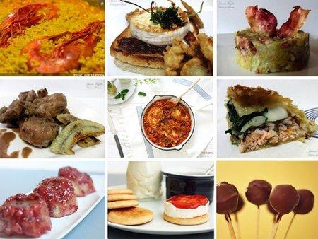 Menú semanal del 22 al 28 de noviembre de 2010