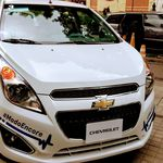 Así es el Spark GT Encore, el primer vehículo de Chevrolet que llega al país con un módem WiFi integrado