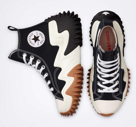 Converse Presenta La Suela Mas Dramatica Que Veras En Sus Zapatillas Hasta Ahora Run Star Motion