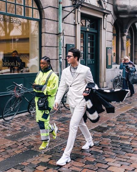 Copenhagen Fashion Week Street Style Trendencias Hombre Tendencias Moda 2019 11