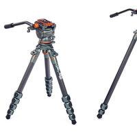 3 legged Thing Mike y Jay: los nuevos trípodes británicos diseñados pensando en fotógrafos y videógrafos a la par