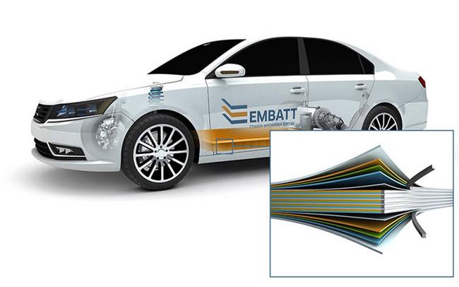 Coches eléctricos con 1.000 km de autonomía: así son las baterías bipolares que investiga Alemania
