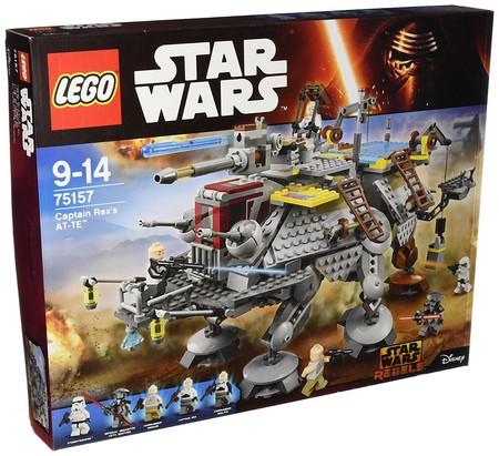 AT-TE del Capitán Rex, de Lego Star Wars, a su precio más bajo: 85,98 euros y envío gratis