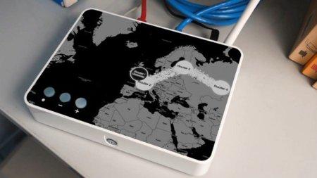 UX Lab y Berg proponen un router que muestra la procedencia y ruta de los datos