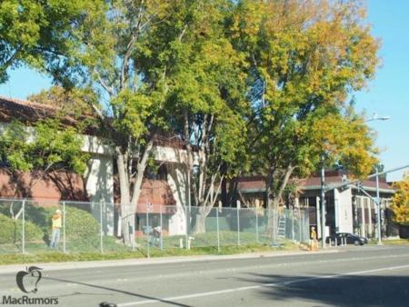 obras cupertino apple campus 2