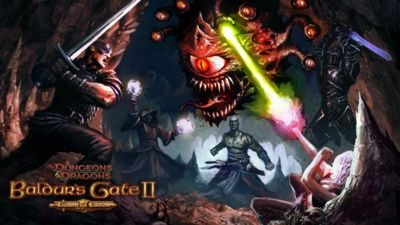Muy pronto podremos saborear las ediciones mejoradas de Baldur's Gate II y Icewind Dale