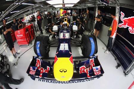 Red Bull se cubre las espaldas ante los problemas con el alternador