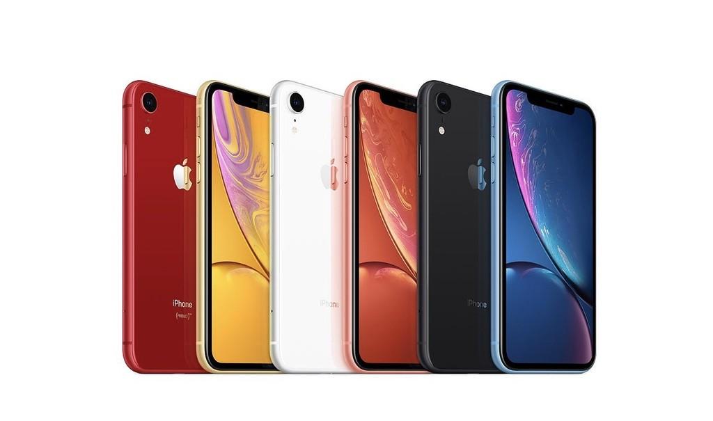 Apple empieza a vender los iPhone XR reacondicionados en su tienda online