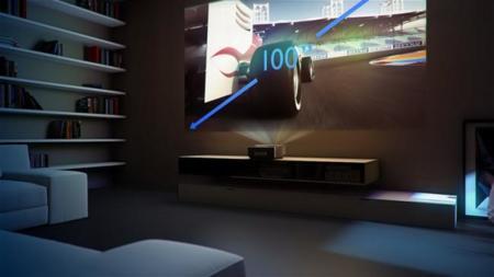 Philips Screeneo, sistema de proyección con 100 pulgadas para tu salón