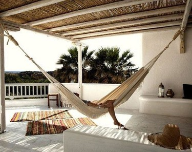 Cuando la felicidad es tumbarse a la bartola: cinco lugares para la siesta este verano