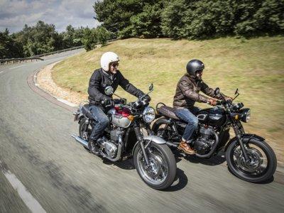 Desvelado el precio de las Triumph Bonneville T120 y T120 Black