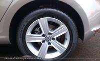 Casi la mitad de los vehículos circula con presión baja en los neumáticos