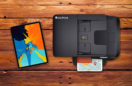Imprime desde el iPhone, iPad y Mac gracias a AirPrint