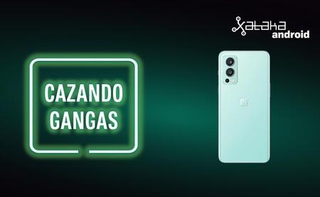 OnePlus Nord 2 a precio de derribo, OPPO Find x3 Lite por 330 euros y más ofertas: Cazando Gangas