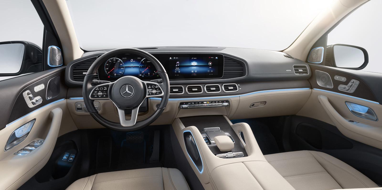 Foto de Mercedes-Benz GLS 2019 (63/68)
