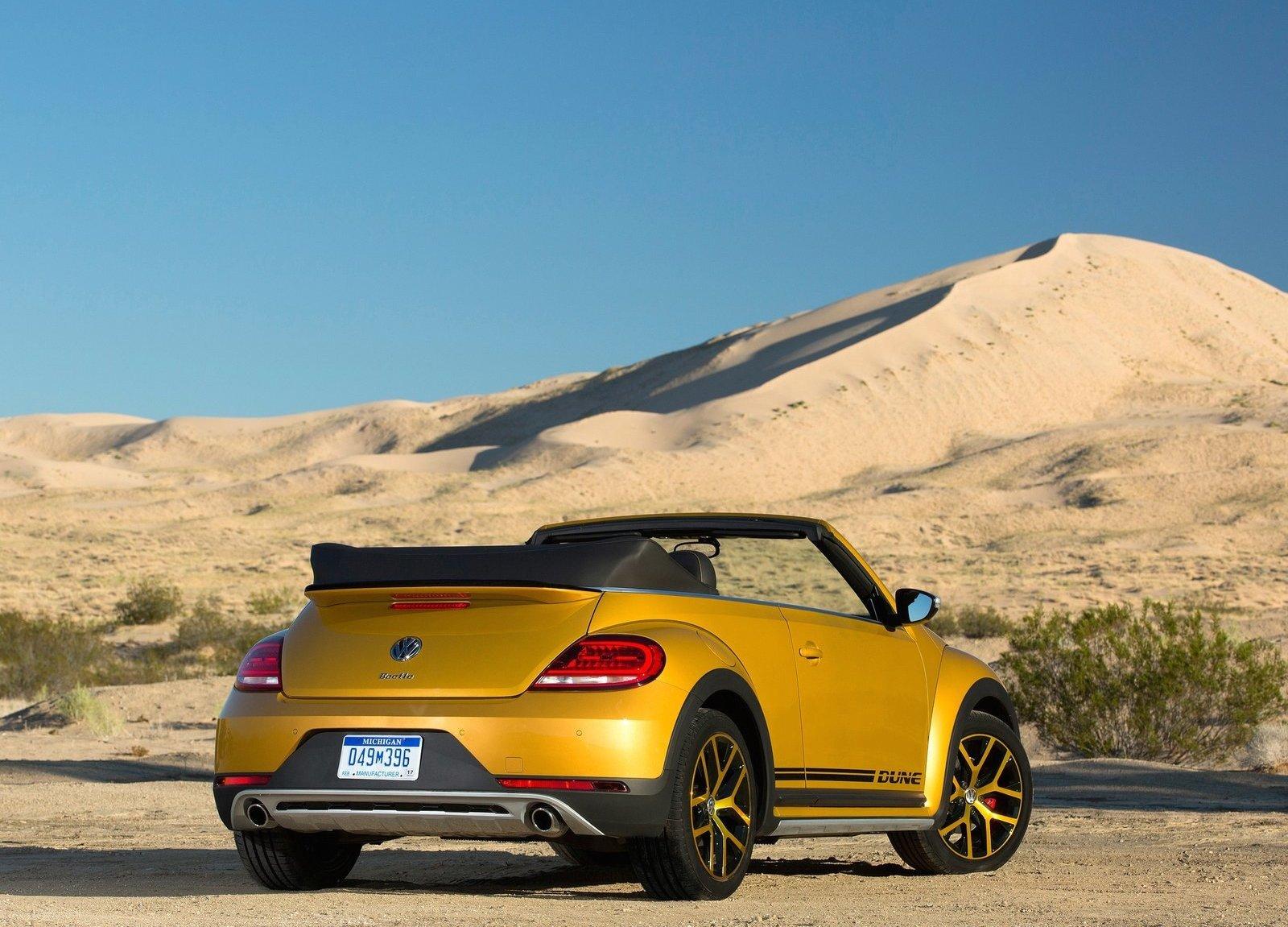 Foto de Volkswagen Beetle Dune (7/14)